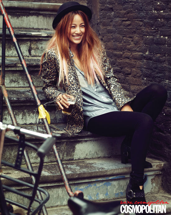 Lee Hyori Cosmopolitan Korea Amsterdam City