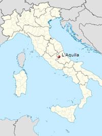 L Aquila Italy