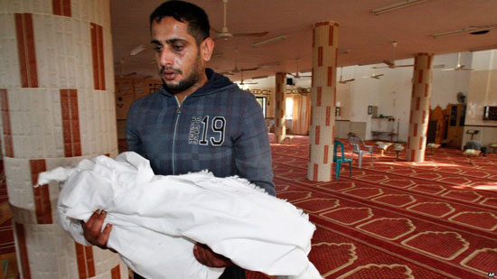 Gaza civilian killed in violence