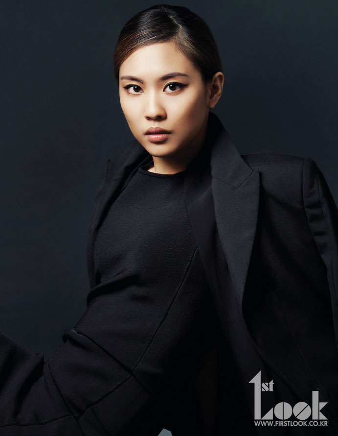Miss A Fei First Look Magazine