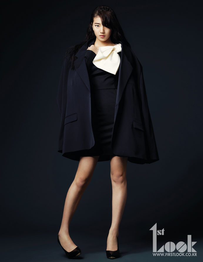 Miss A Suzy First Look Magazine