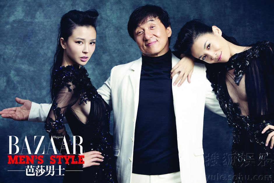 Jackie Chan Zhang Lanxin Yao Xingtong