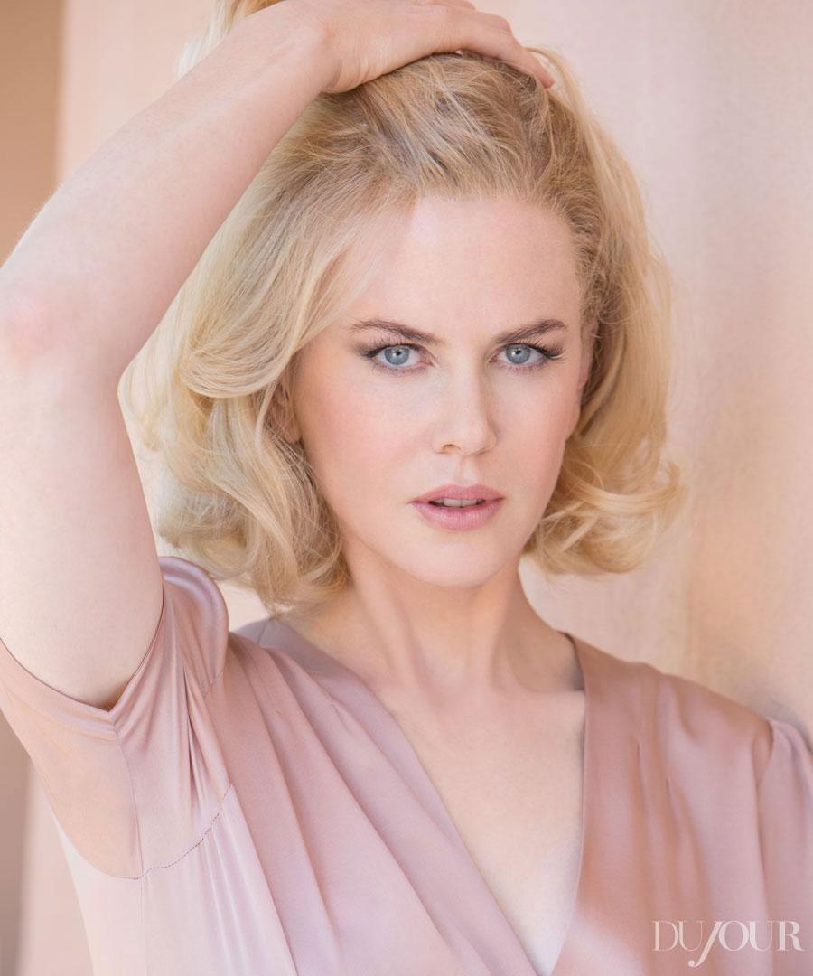 Nicole Kidman French Du Jour Magazine