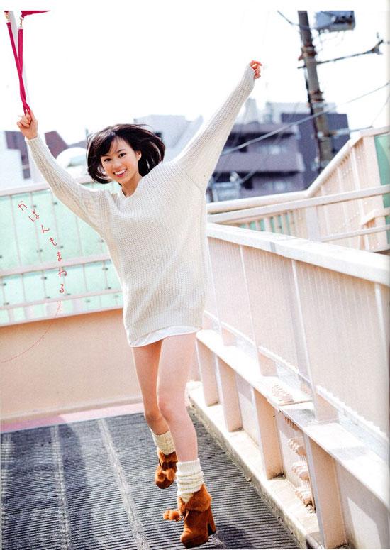Nogizaka46 Erika Ikuta G The Television Magazine