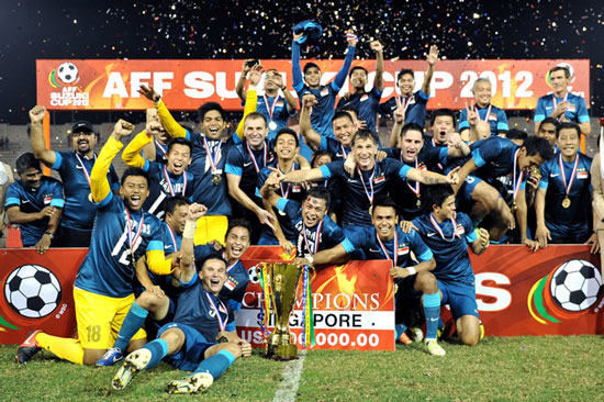 Singapore AFF Suzuki Cup 2012