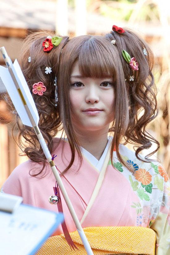 Nogizaka46 Sayuri Matsumura Seijin no Hi