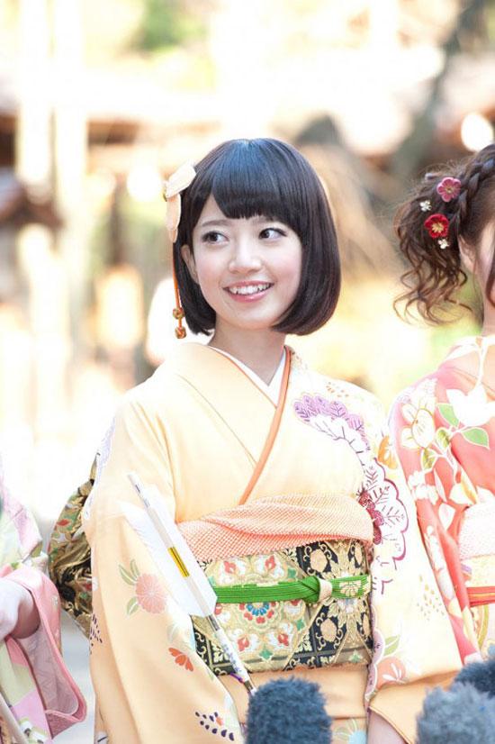 Nogizaka46 Nanami Hashimoto Seijin no Hi
