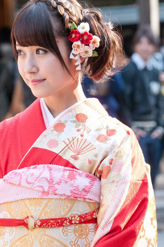 Nogizaka46 Misa Eto Seijin no Hi