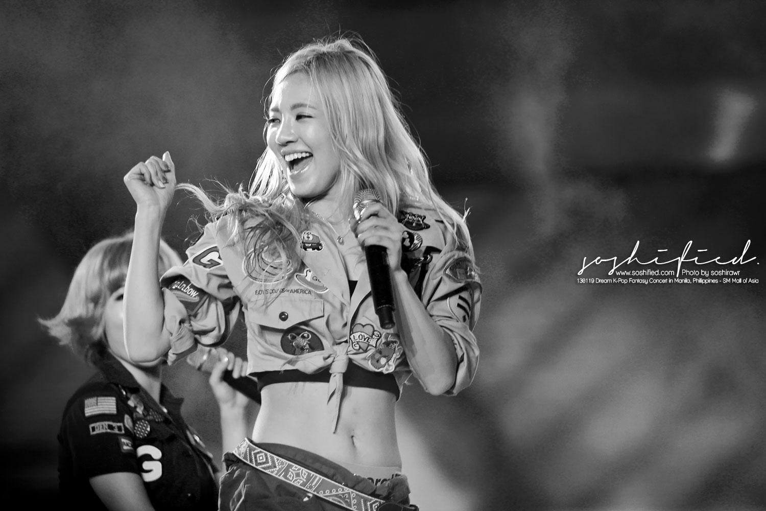 SNSD Hyoyeon Dream Kpop Fantasy Concert Philippines
