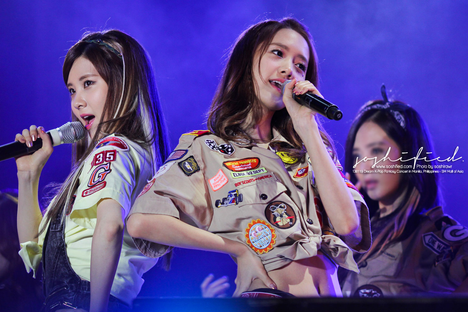 SNSD Yoona Dream Kpop Fantasy Concert Philippines