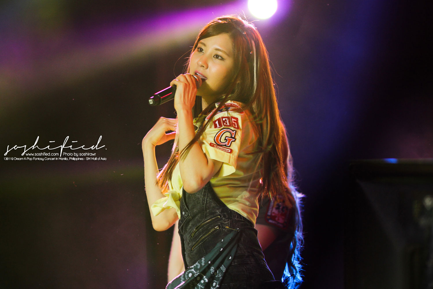 SNSD Seohyun Dream Kpop Fantasy Concert Philippines