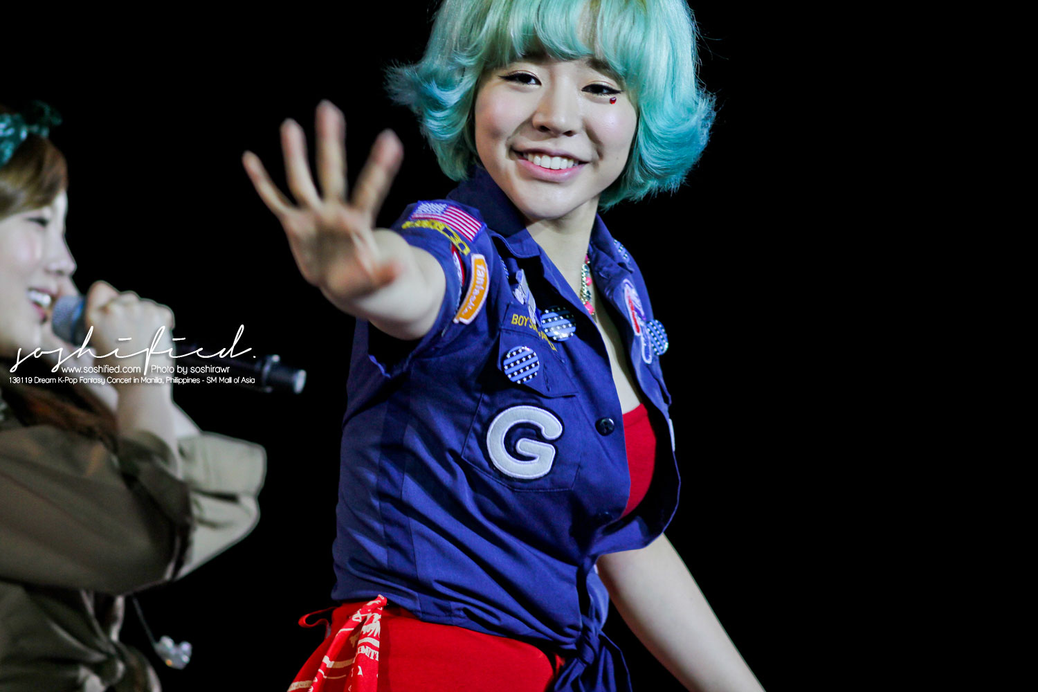 SNSD Sunny Dream Kpop Fantasy Concert Philippines