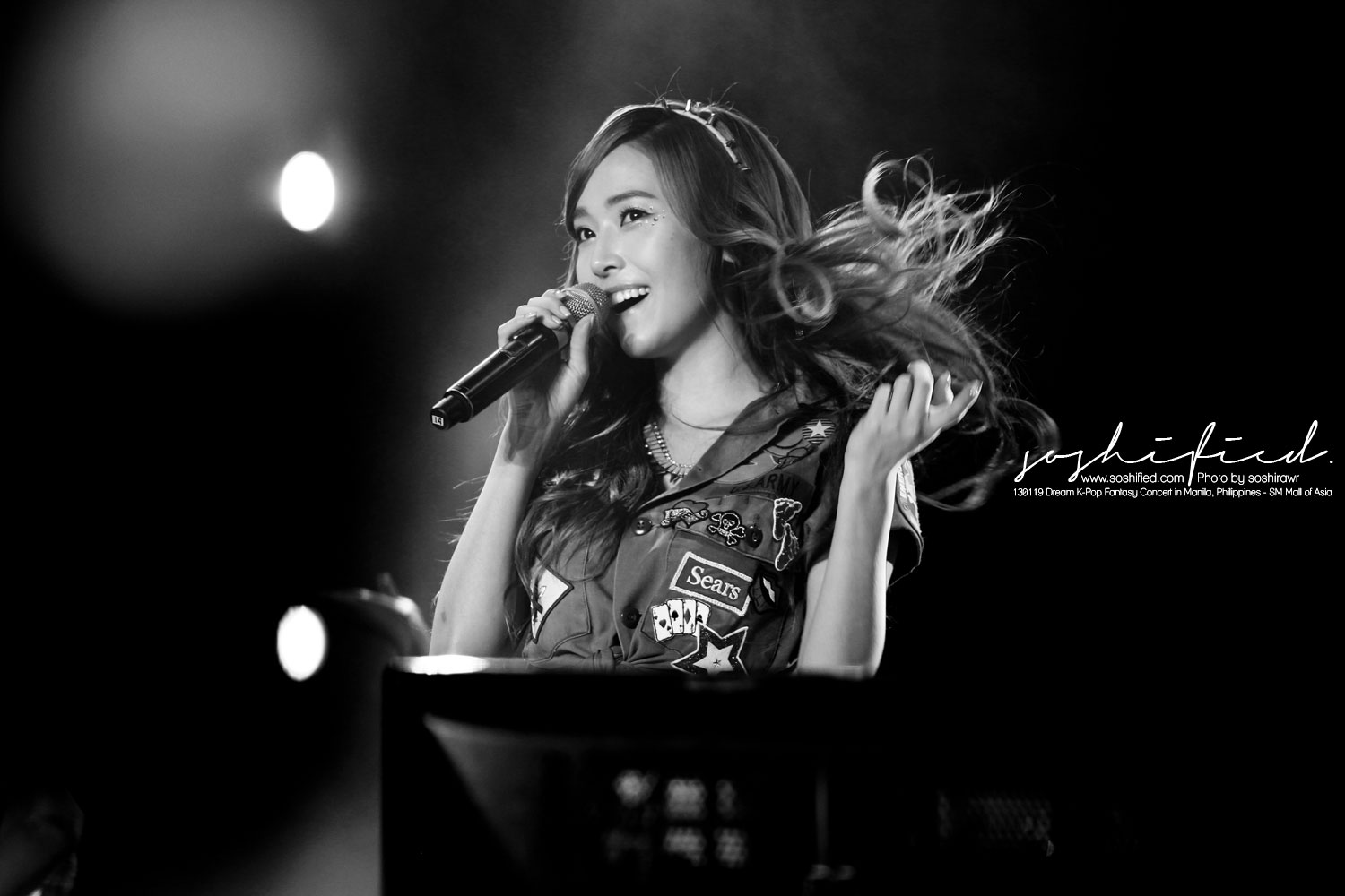 SNSD Jessica Dream Kpop Fantasy Concert Philippines