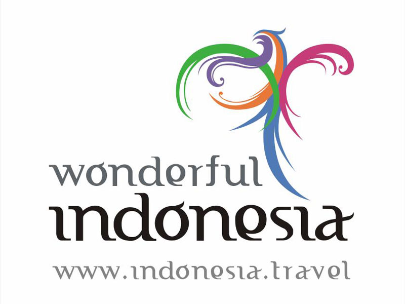 Wonderful Indonesia Tourism logo