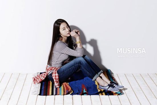 Wonder Girls Sohee Tommy Hilfiger Denim