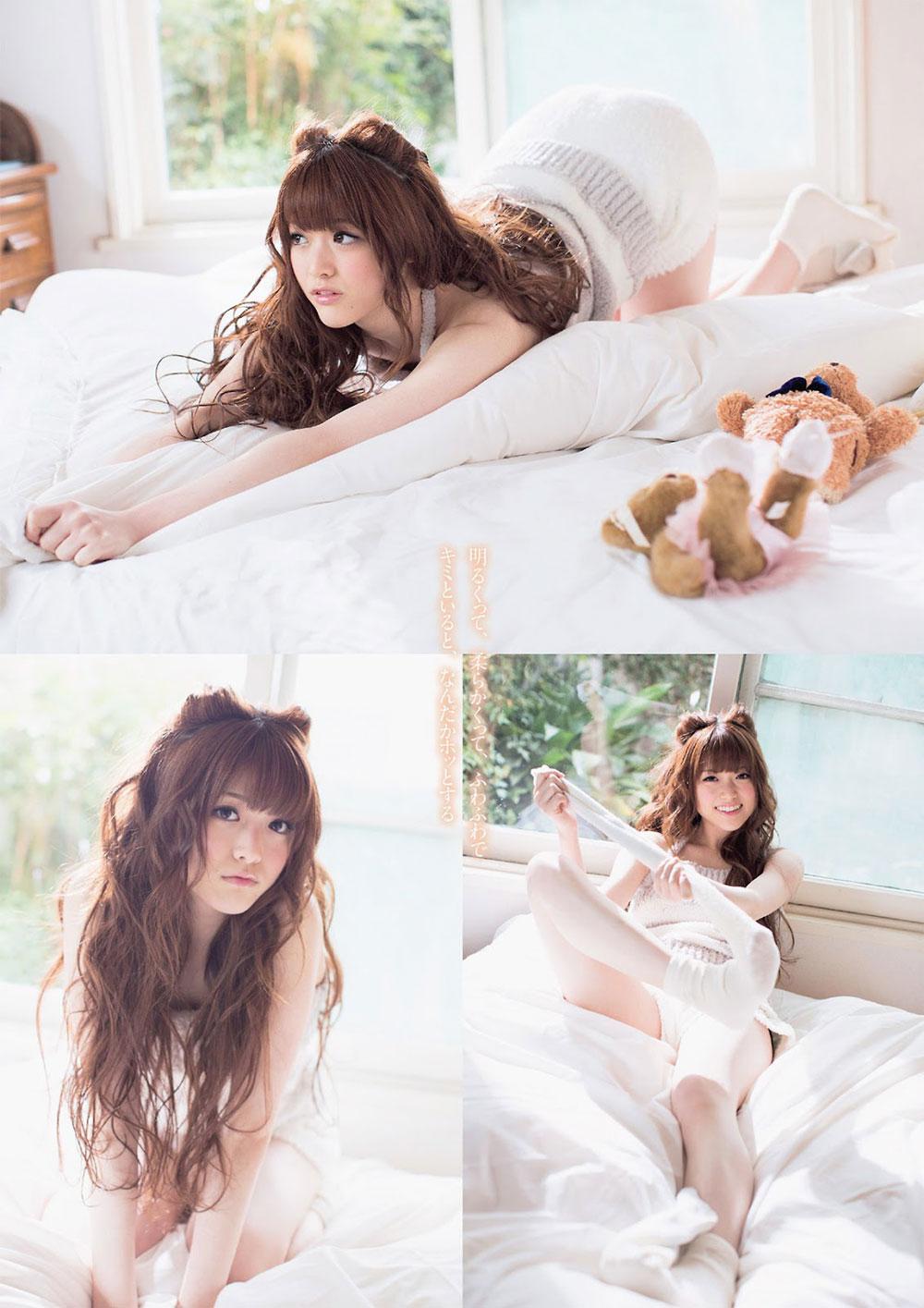 Nogizaka46 Sayuri Matsumura WPB Magazine