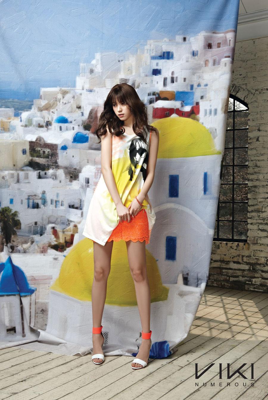 Han Hyo Joo Viki fashion summer 2013