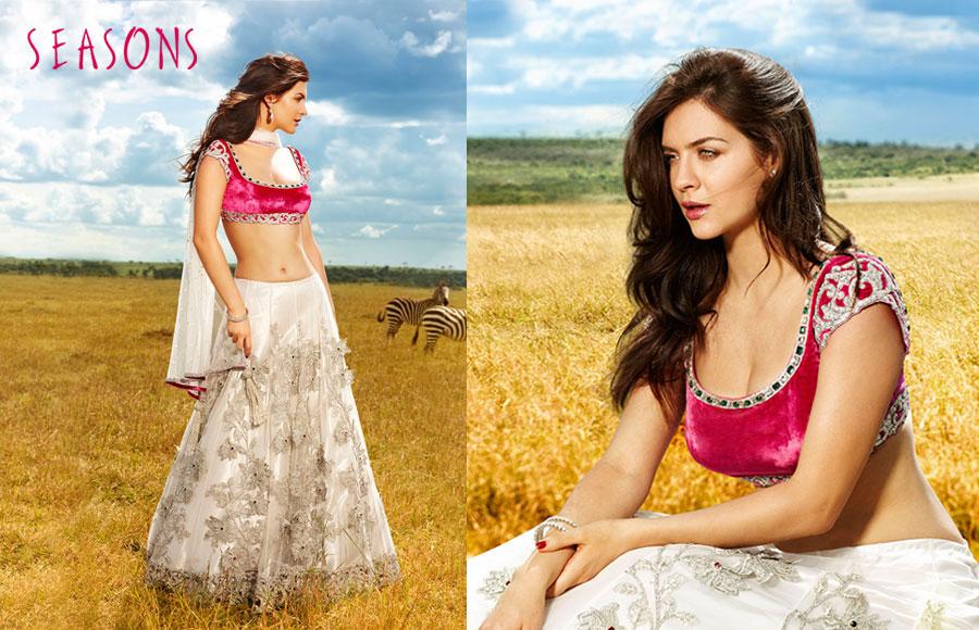 Maria Sokolovski Seasons India 2013