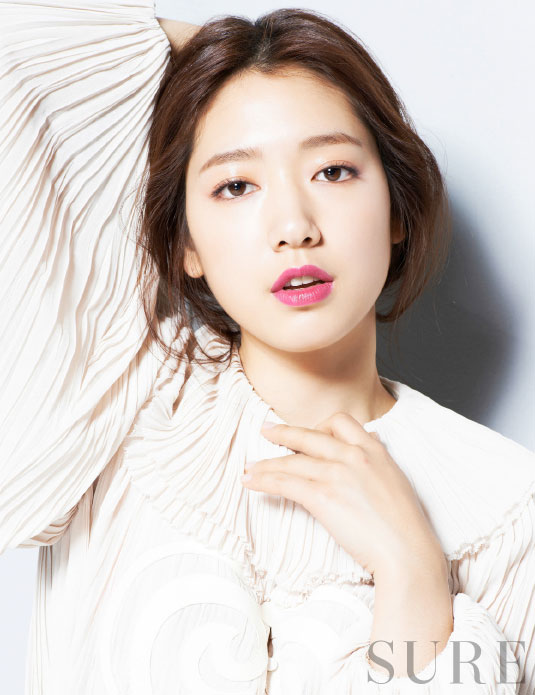 Park Shin Hye Korean Sure Magazine