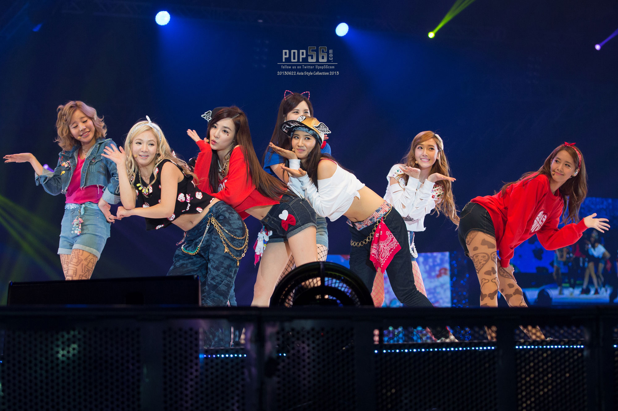 Girls Generation Asia Style Collection Singapore