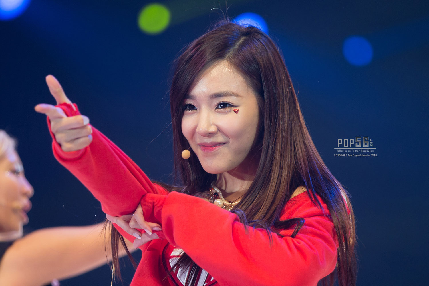SNSD Tiffany Asia Style Collection Singapore