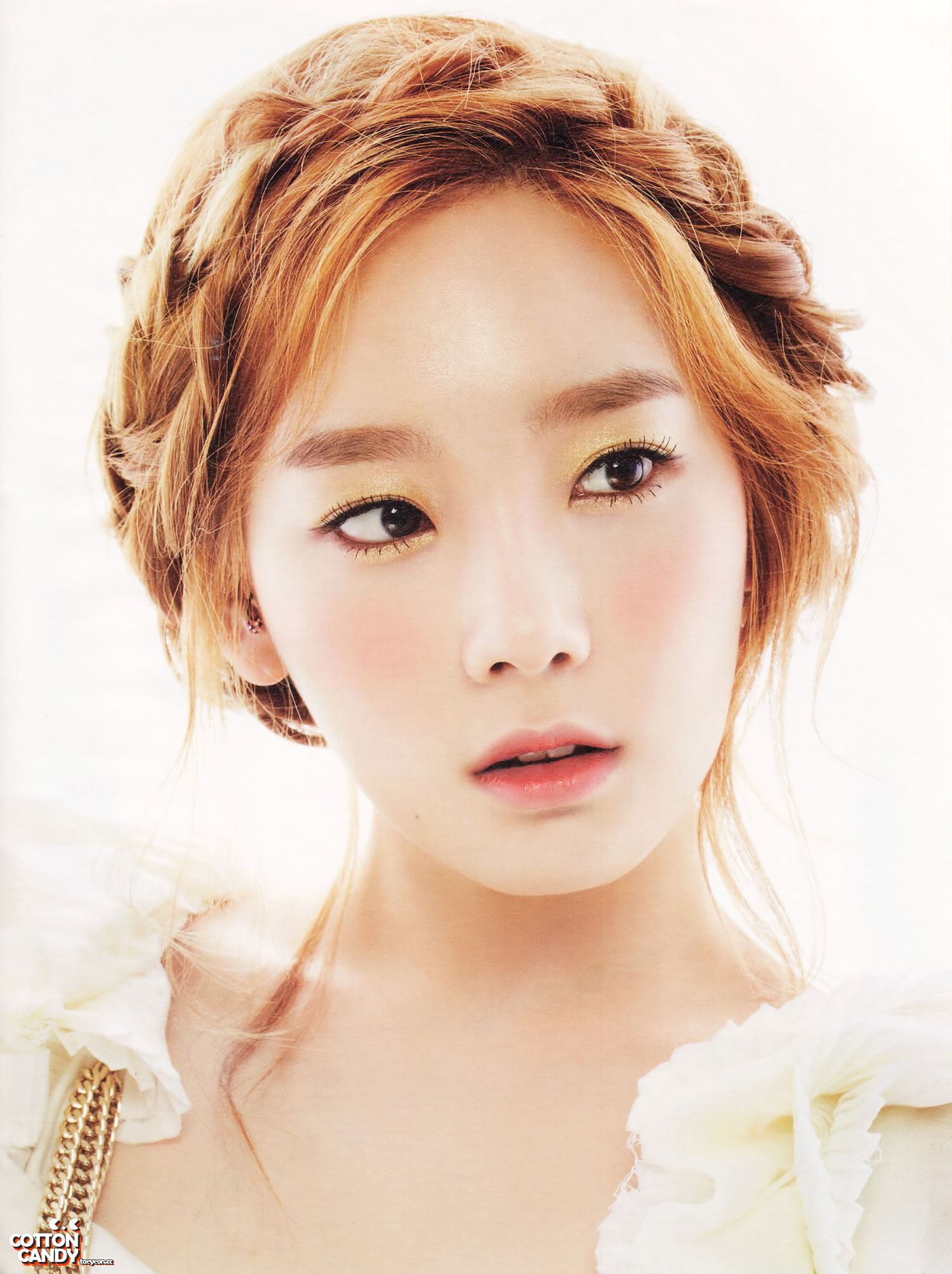 SNSD Taeyeon High Cut Magazine HD