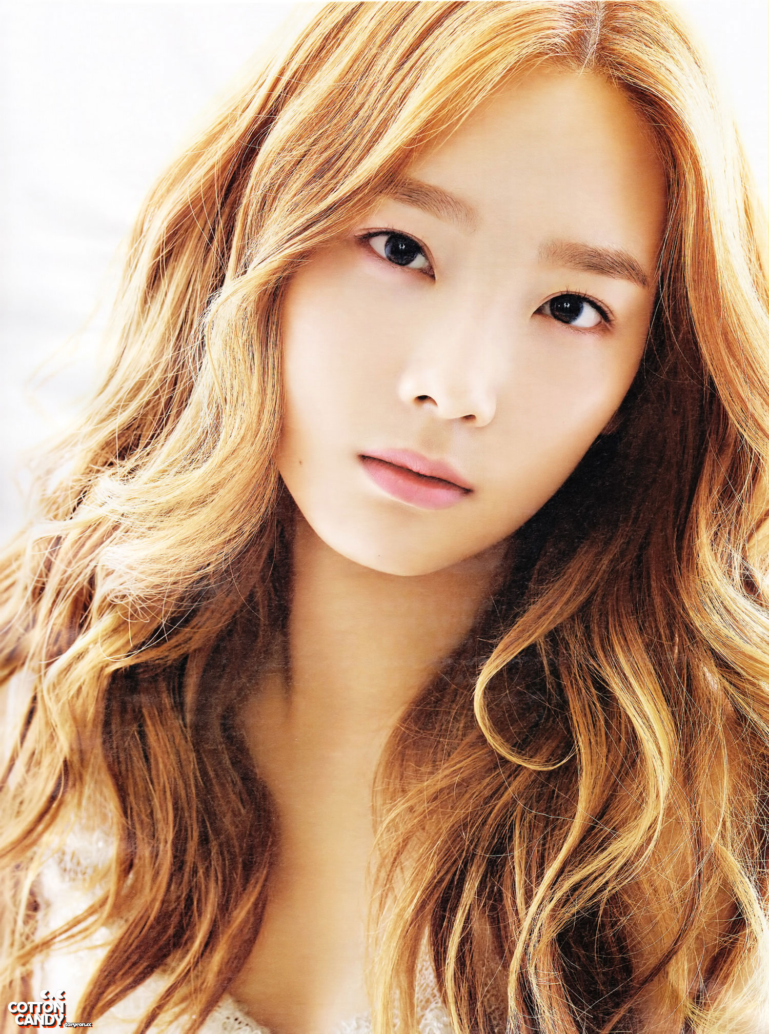 Girls Generation Taeyeon High Cut Magazine HD