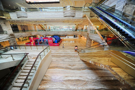 New Century Global Centre, Chengdu, China