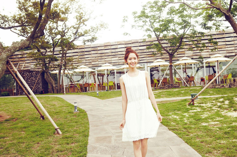 SNSD Yoona Innisfree Eco Healing
