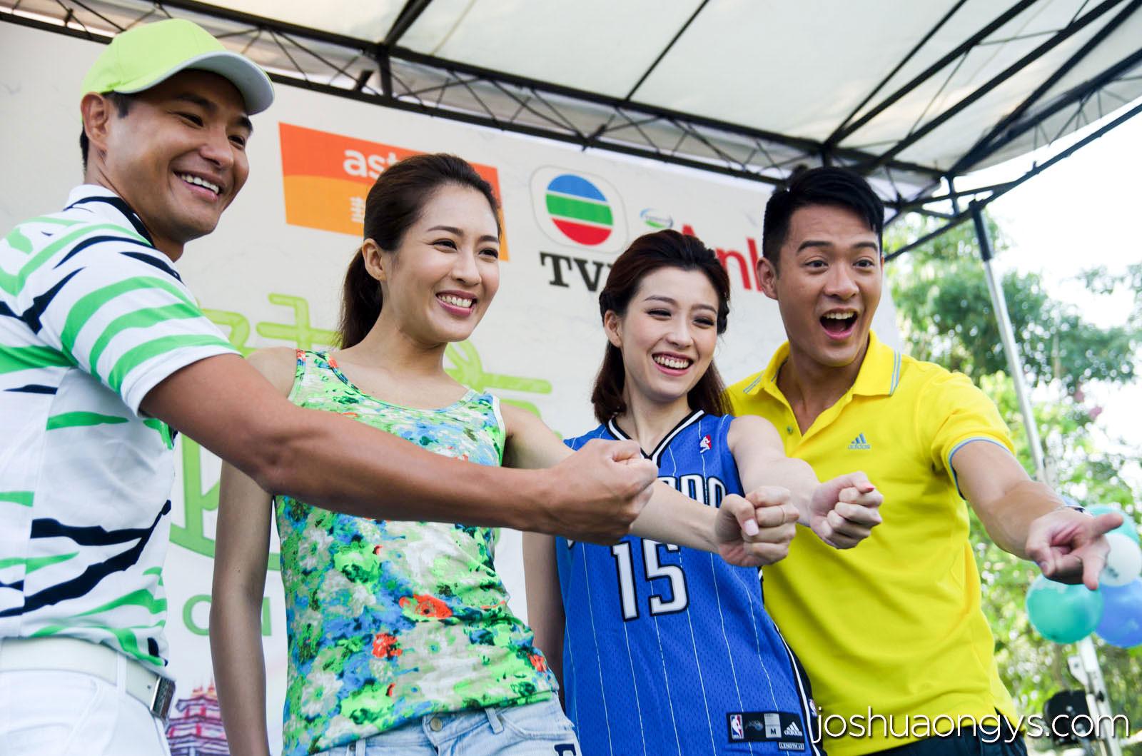 Ruko Chan Elaine Yiu Sharon Chan Jason Chan Wellness On The Go