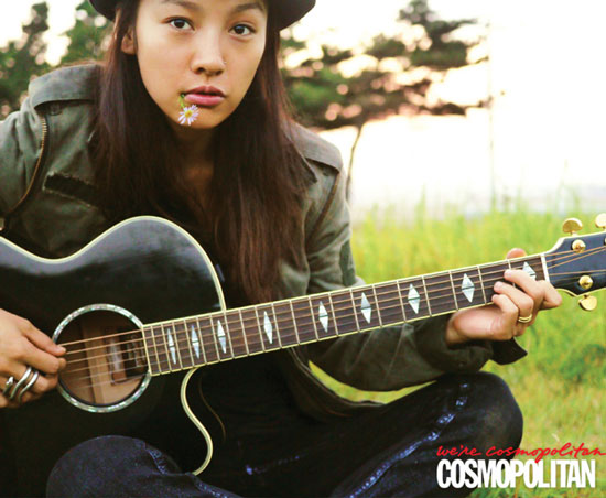 Mrs Lee Hyori Cosmopolitan Magazine