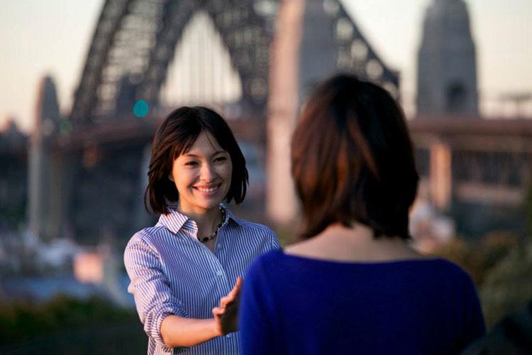 Rina Ohta Natural Beauty Basic fashion brand