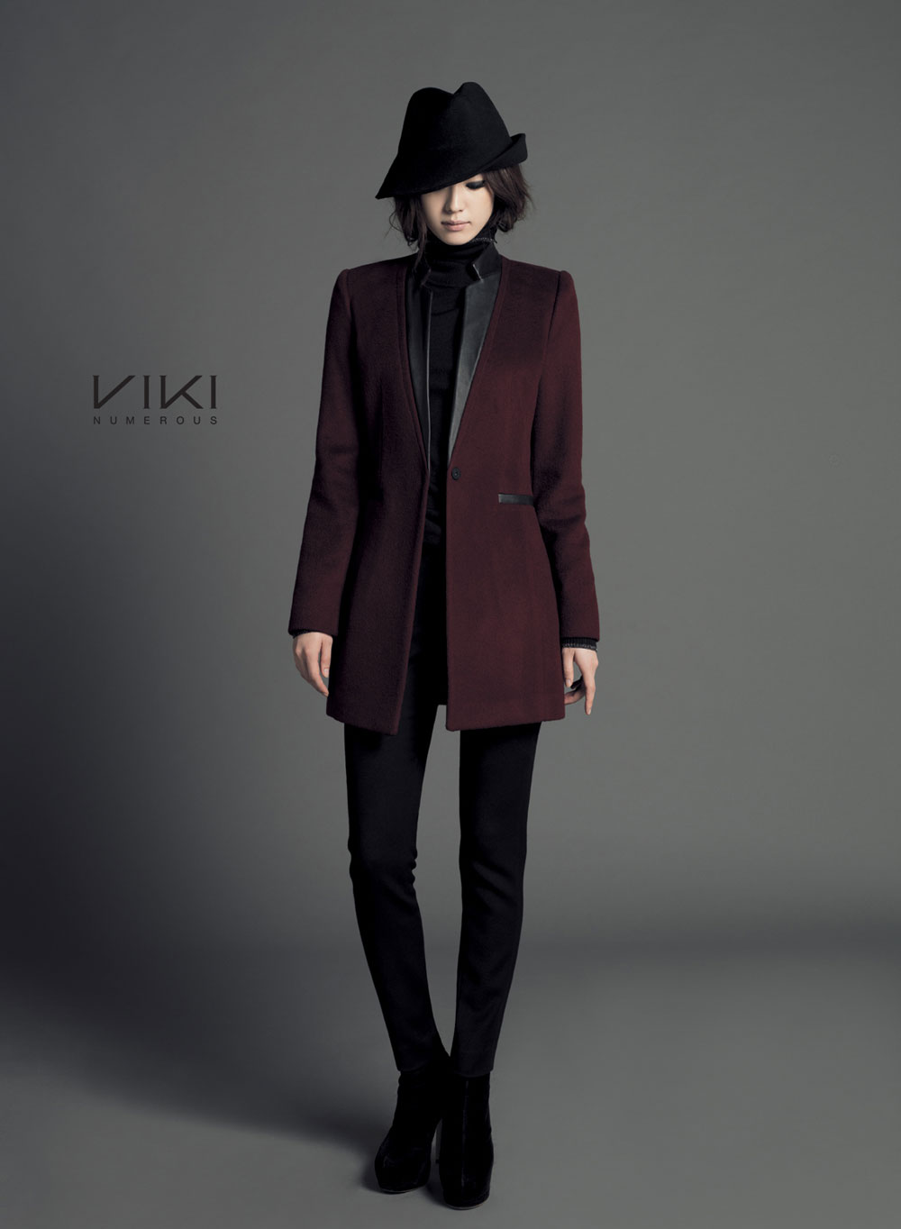 Han Hyo Joo VIKI Numerous Fall 2013