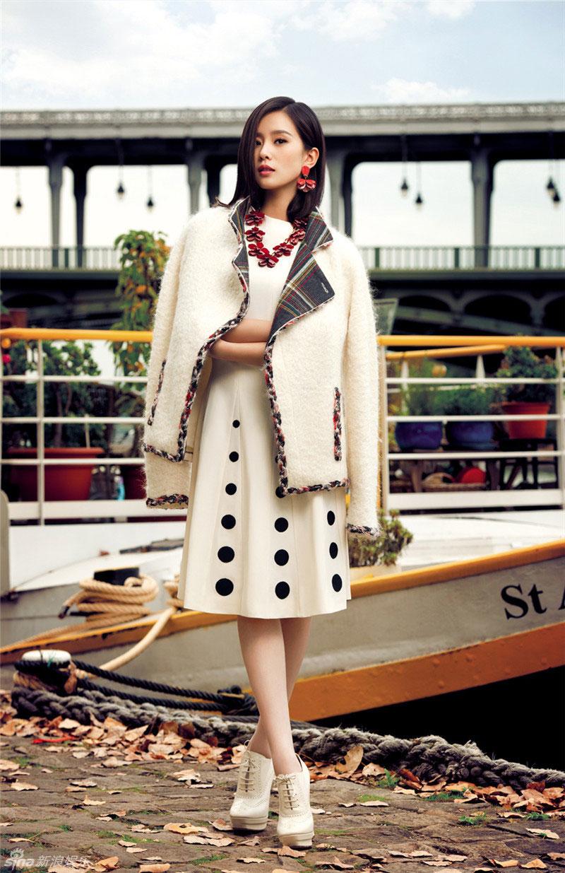 Cecilia Liu Paris Lifestyle Magazine