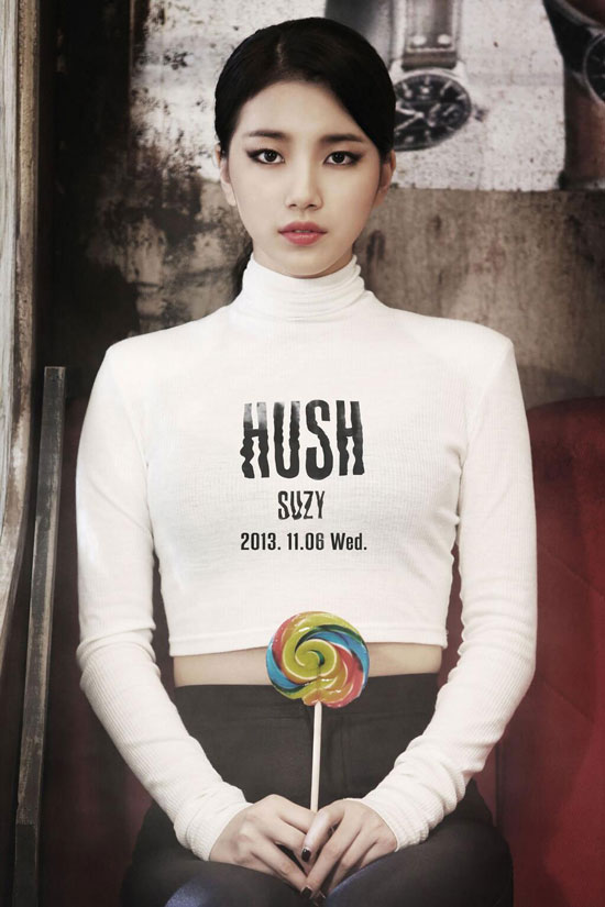 Miss A Suzy Hush album