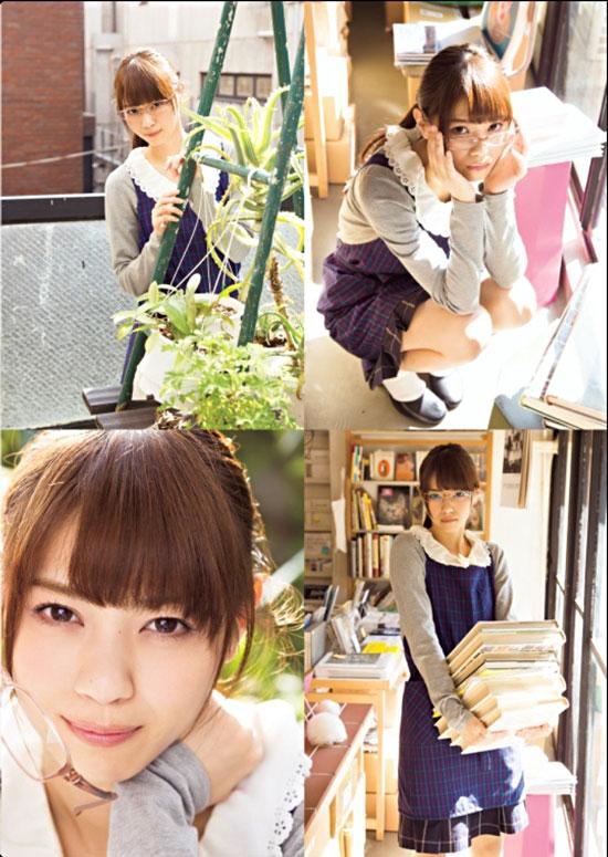 Nogizaka46 Nanase Nishino Japanese WPB Magazine