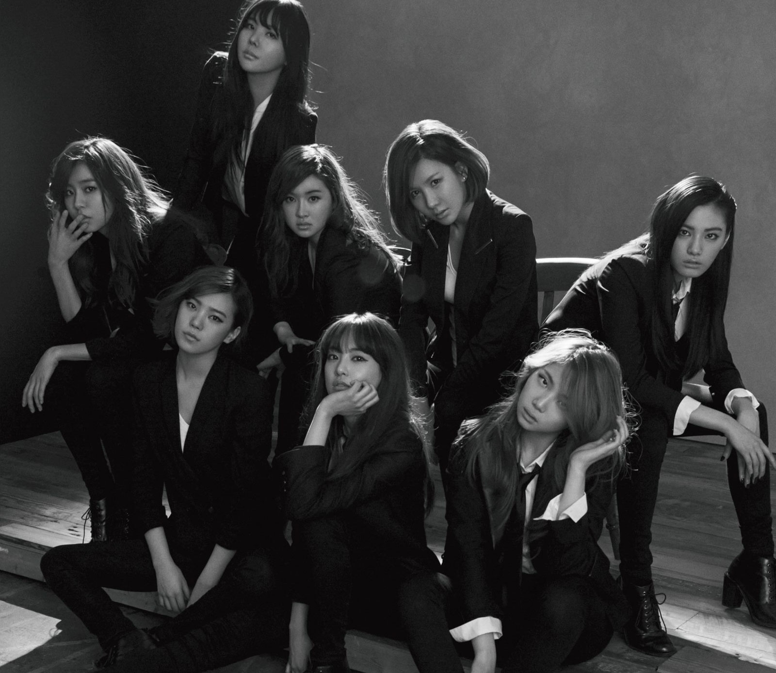 After School Shh Japanese single