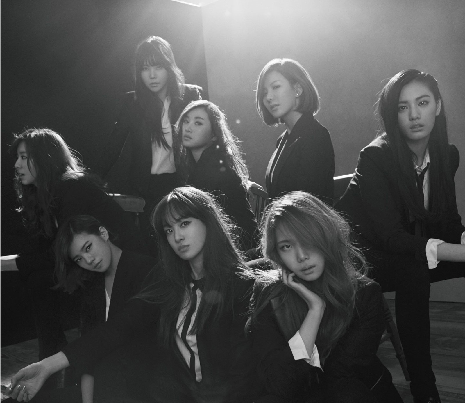 After School Shh concept photo