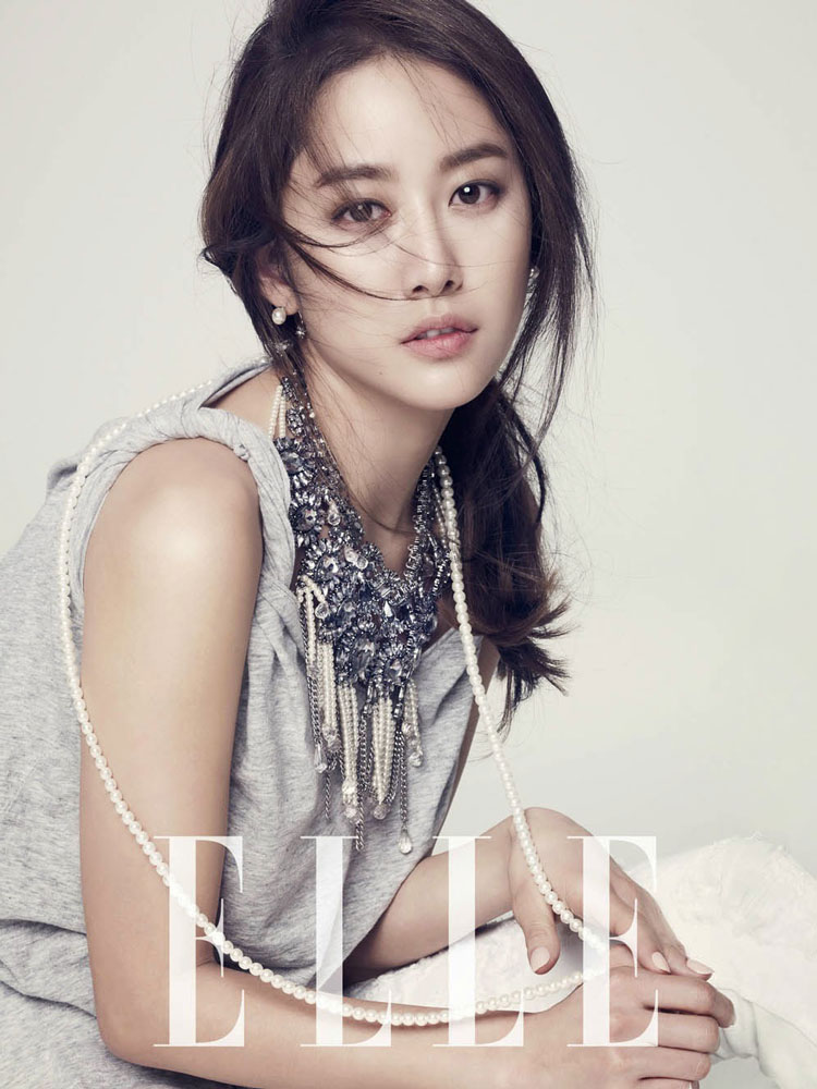 Jeon Hye Bin Korean Elle Magazine 2014