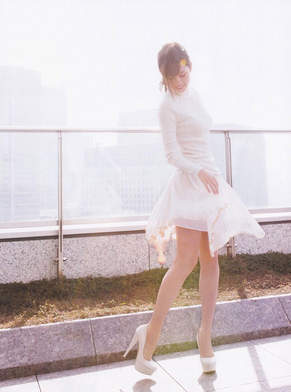 Atsuko Maeda Japanese Friday Magazine