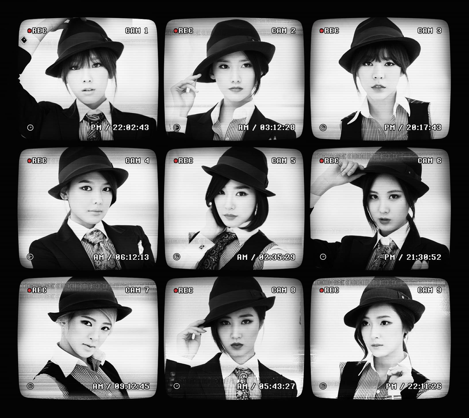 Girls Generation MrMr Korean album