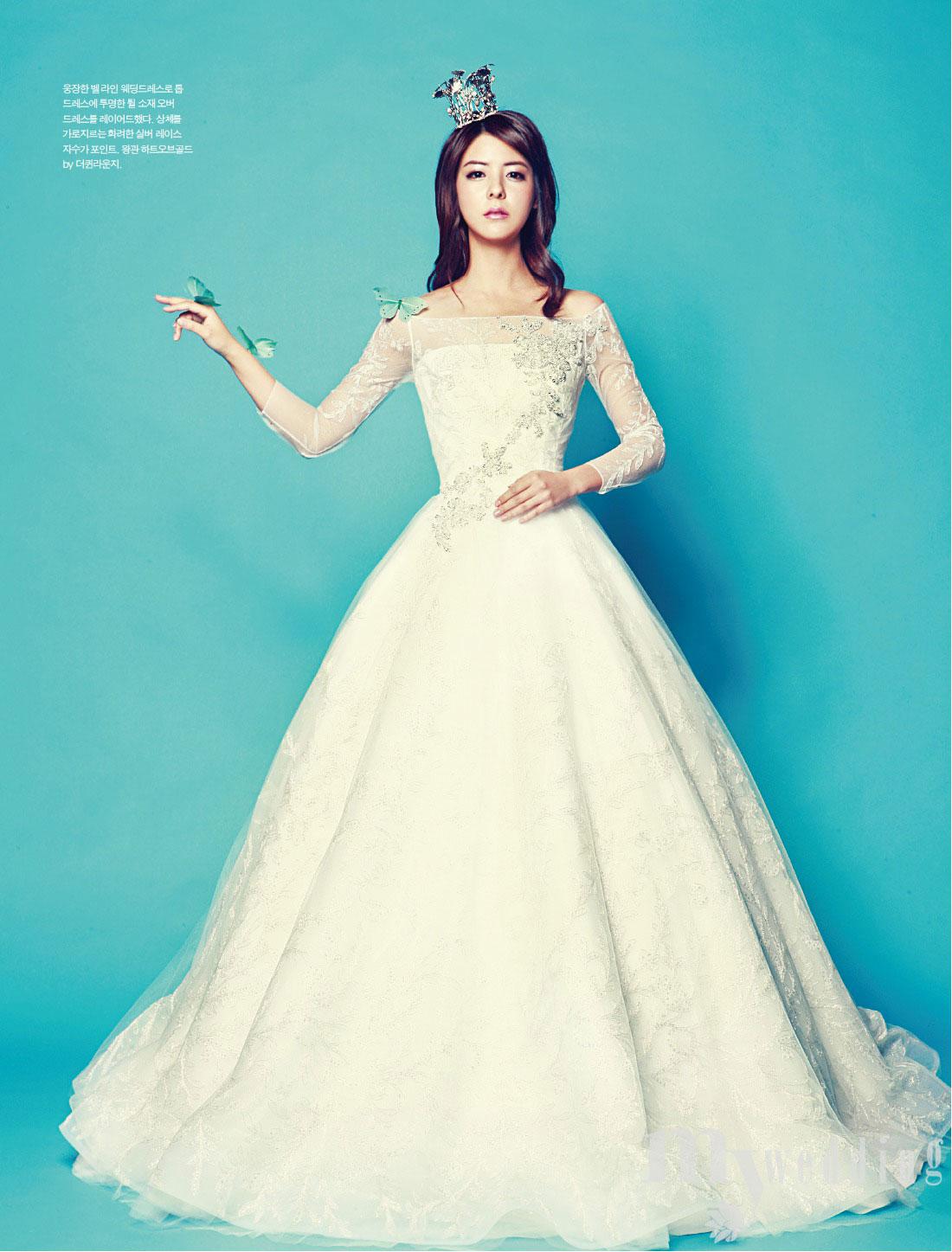 Mina Fujii My Wedding Korea (HD)