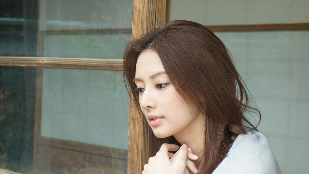 Keiko Kitagawa Sony Cybershot Japanese advert