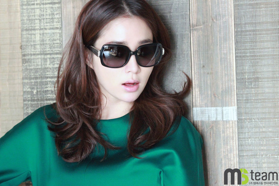 Lee Min Jung Vogue Korea Chloe sunglasses