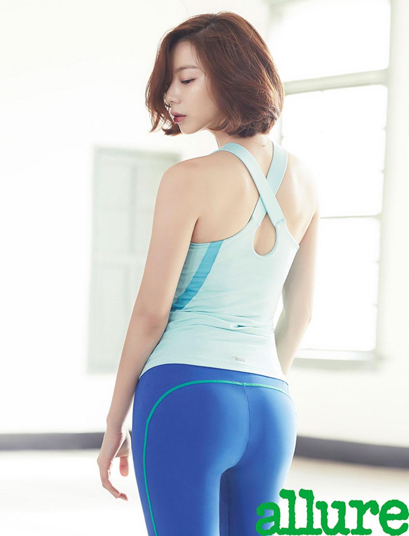 Park Soo Jin Le Coq Sportif Korea