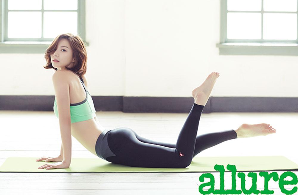 Park Soo Jin Yoga Studio