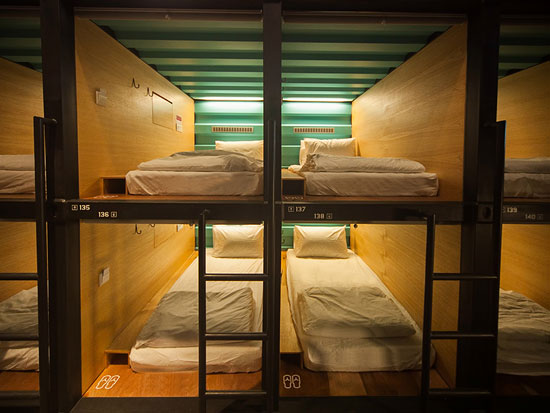 Capsule by Container Hotel KLIA Malaysia