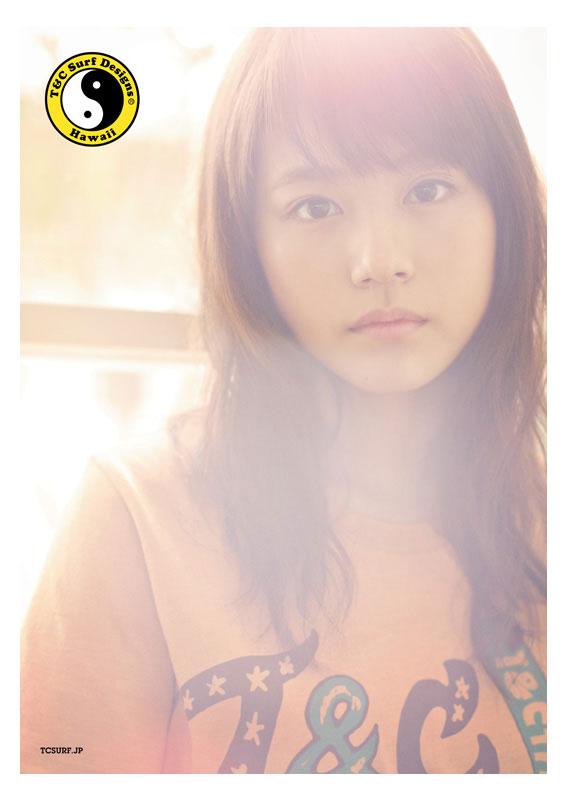 Kasumi Arimura TC Surf Designs Japan