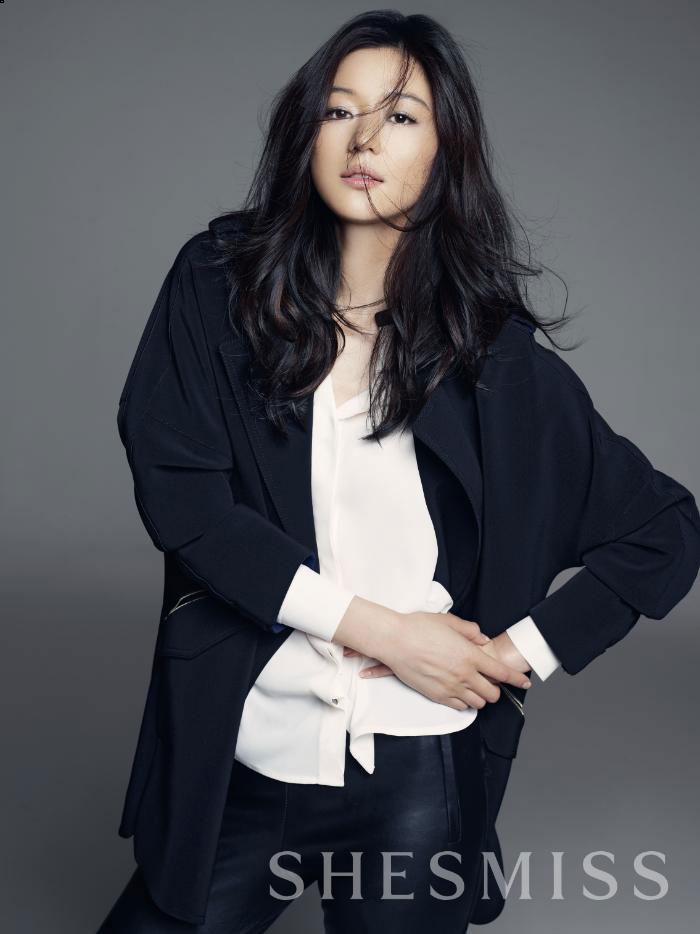 Jun Ji Hyun SHESMISS Fashion 2014 Fall