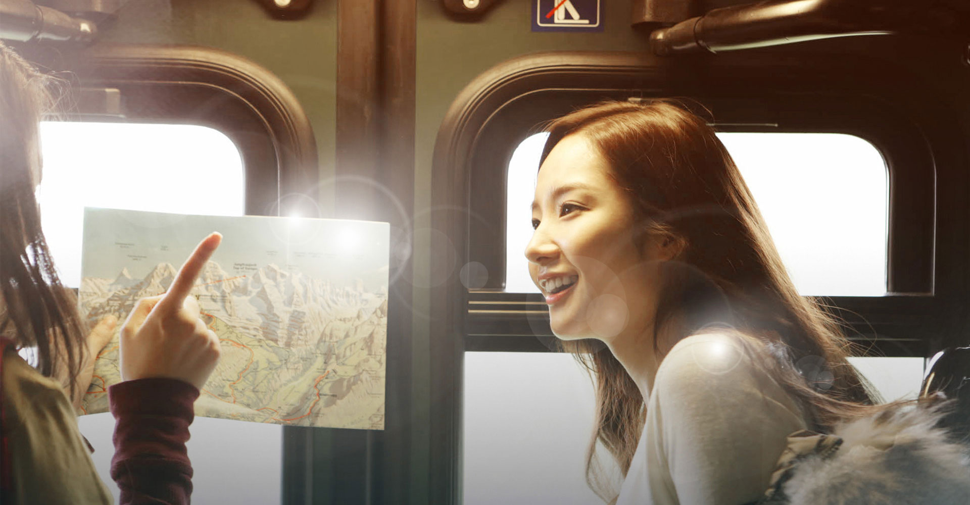 Park Min-young Europe travel diary